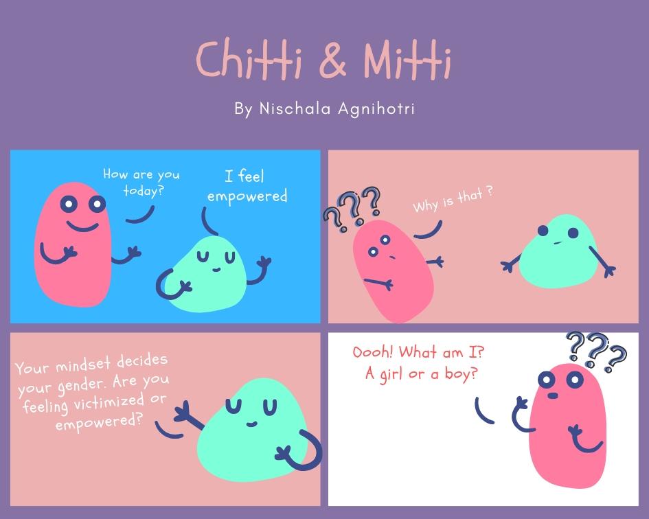 Chitti and Mitti